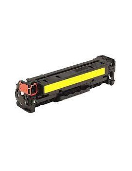 Toner do HP CF382 CF382A Żółty