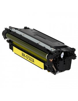 Toner do HP 654A CF332A Żółty
