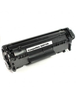 Toner do HP 12A Q2612A Czarny