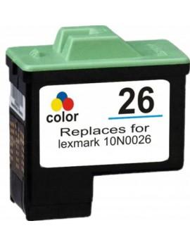 Tusz do LEXMARK 26 10N0026E...