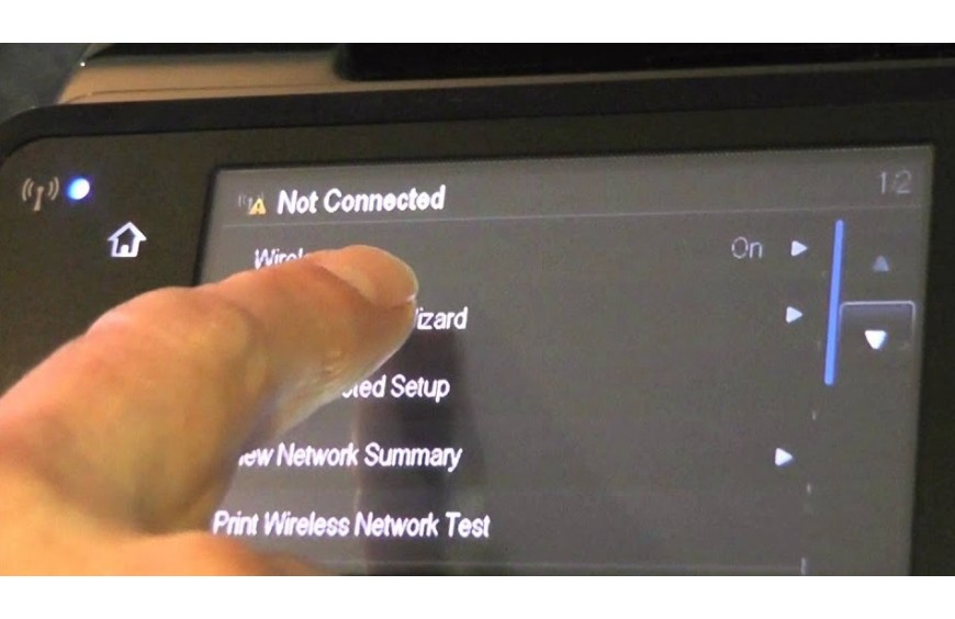 Drukarka HP wyświetla błąd na panelu sterowania drukarki ?
